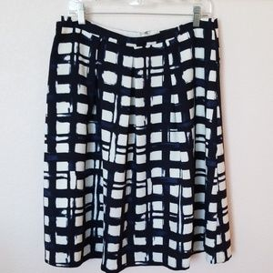The Limited midi skirt.